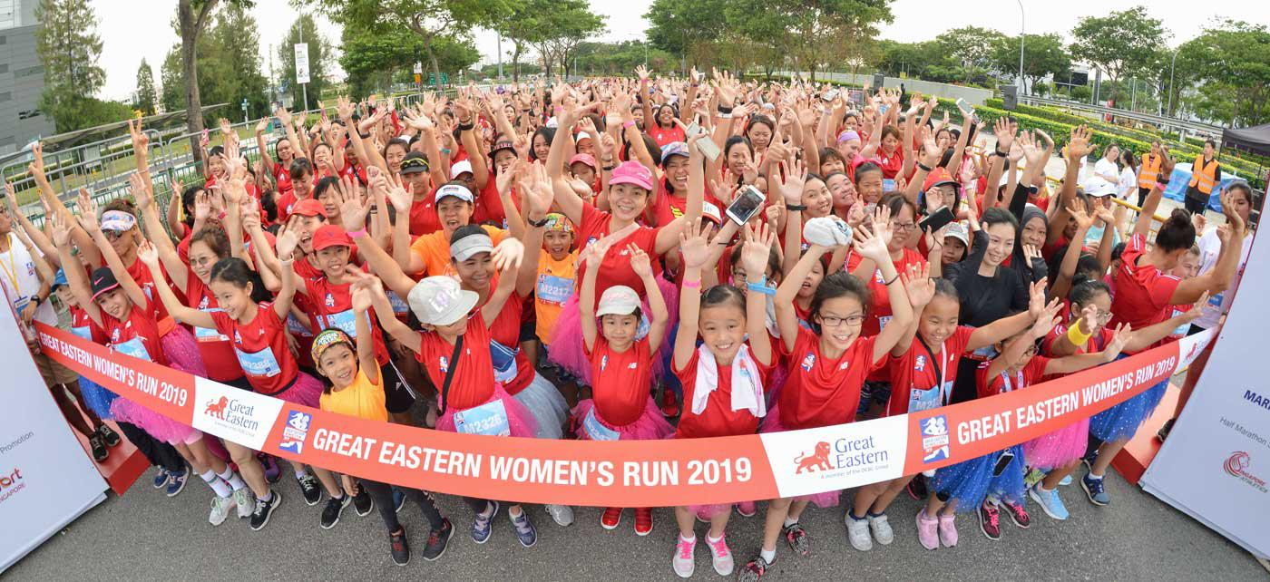Great Eastern Women's Run 2019