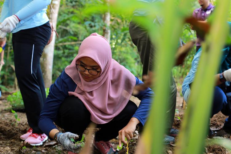 Tilling the land for shared progress