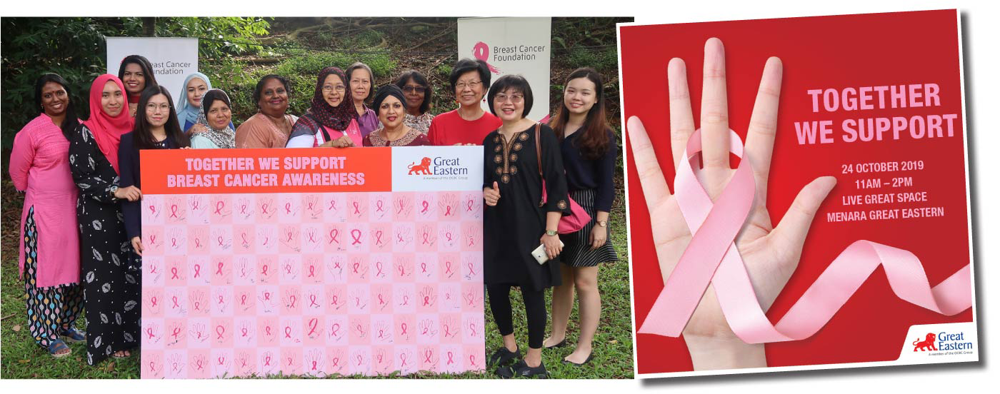 Breast Cancer Awareness Campaign