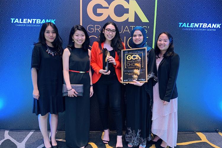 GELS and GELM clinch HR accolades