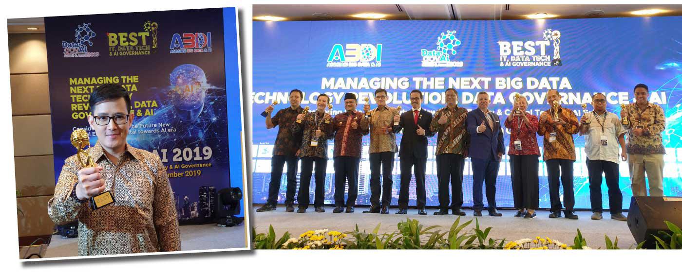 Best IT, Data Tech & AI Governance 2019