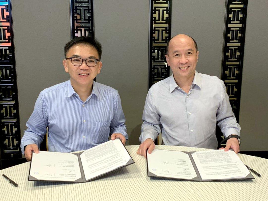 Digital Affinity Partnership with Singtel