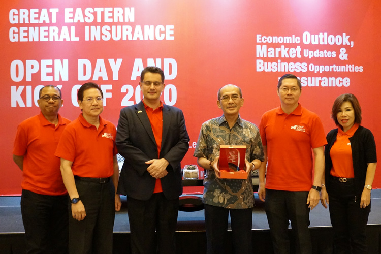 Great Eastern General Indonesia Open Day