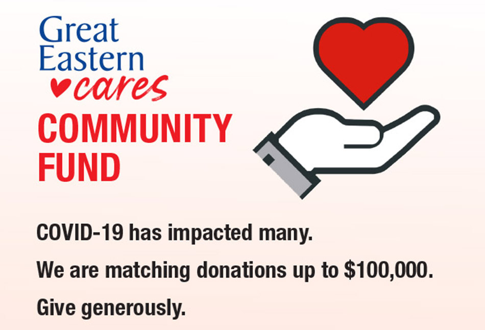 Great Eastern Cares Community Fund