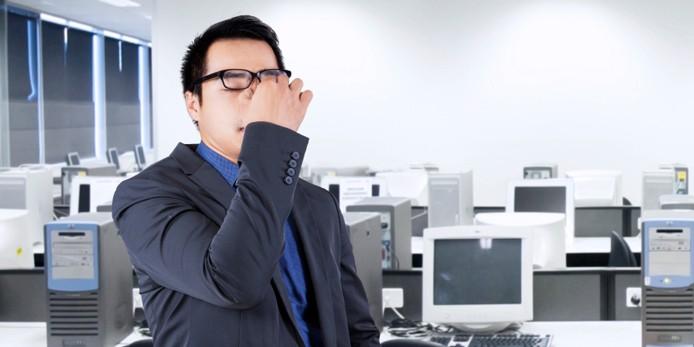 「もう限界…」増え続ける業務データと管理負担、このままではデータ管理がおろそかに…