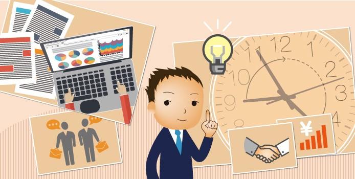 商談時間が多いほど売上は増えるのに、商談時間はなぜ増やせない?