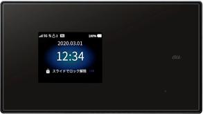 Speed Wi-Fi 5G X01