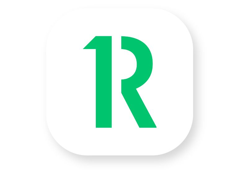 1 Reciept app icon.