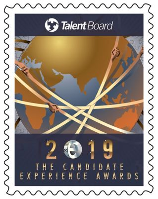 2019 candidate experience awards.