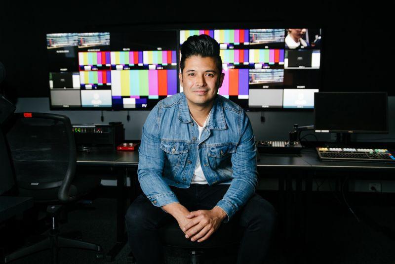 Aaron Farrugia, Advanced Diploma of Screen and Media.
