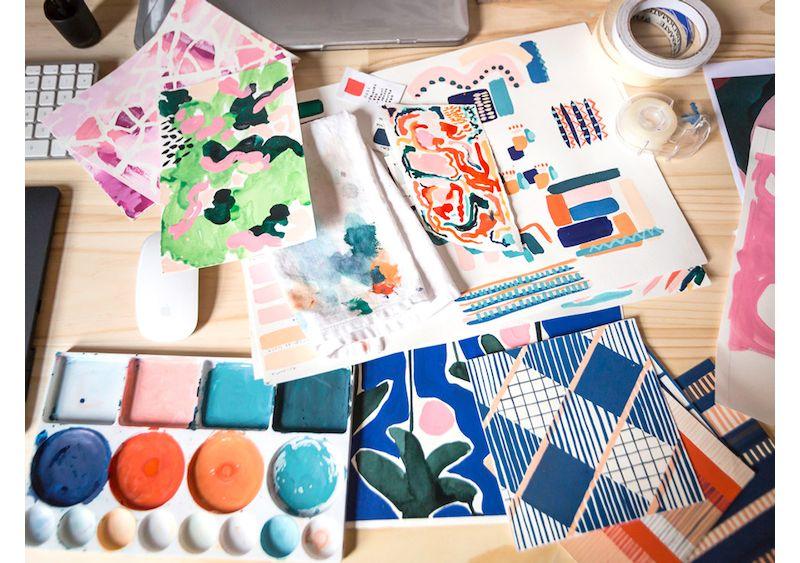 Cassie Byrnes - Studio