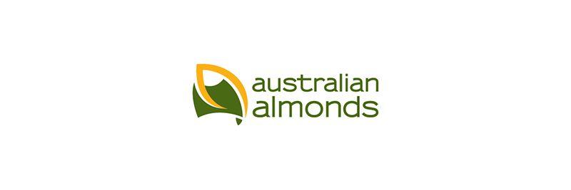 Australian Almonds logo.