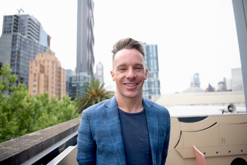 """""""The factors that made me choose RMIT were industry engagement, location, and the flexibility of the course."""" Chris Hope, Master of Business Administration"""