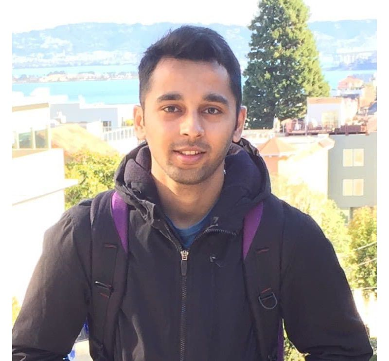 """""""If you're passionate about programming and like to code at any time of day, then go for it.."""" Darooj Karmani, Master of Business Information Technology"""