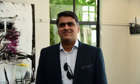 Faheem Naseer In-Country Recruitment Coordinator, Pakistan & Middle East