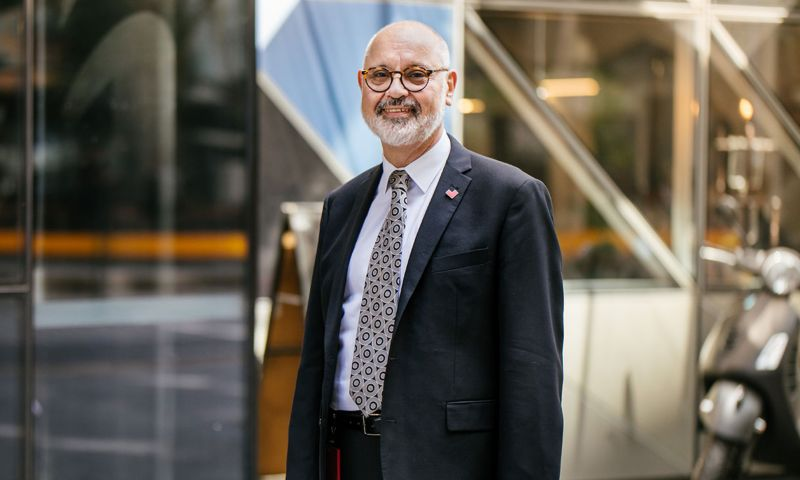 Frank Kennedy, Deputy Pro-Vice Chancellor Strategy & Innovation for College of Business and Law