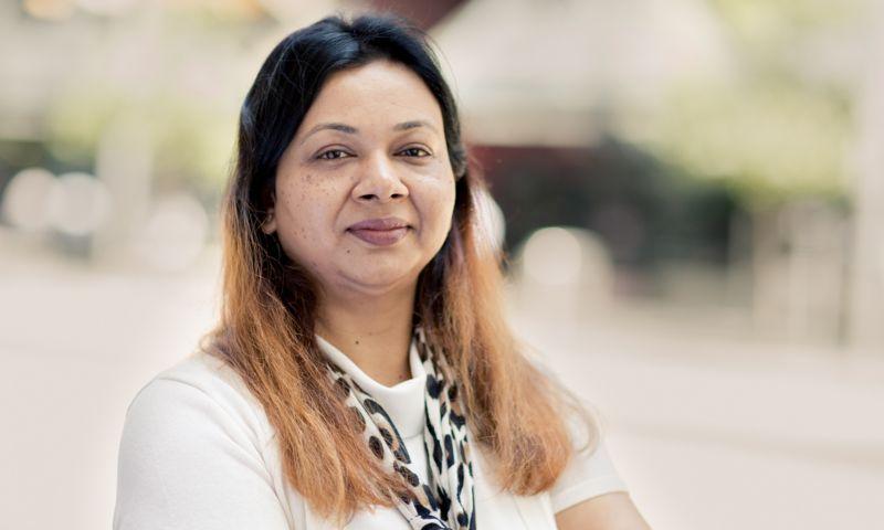 Portrait of Manisha Aggarwal