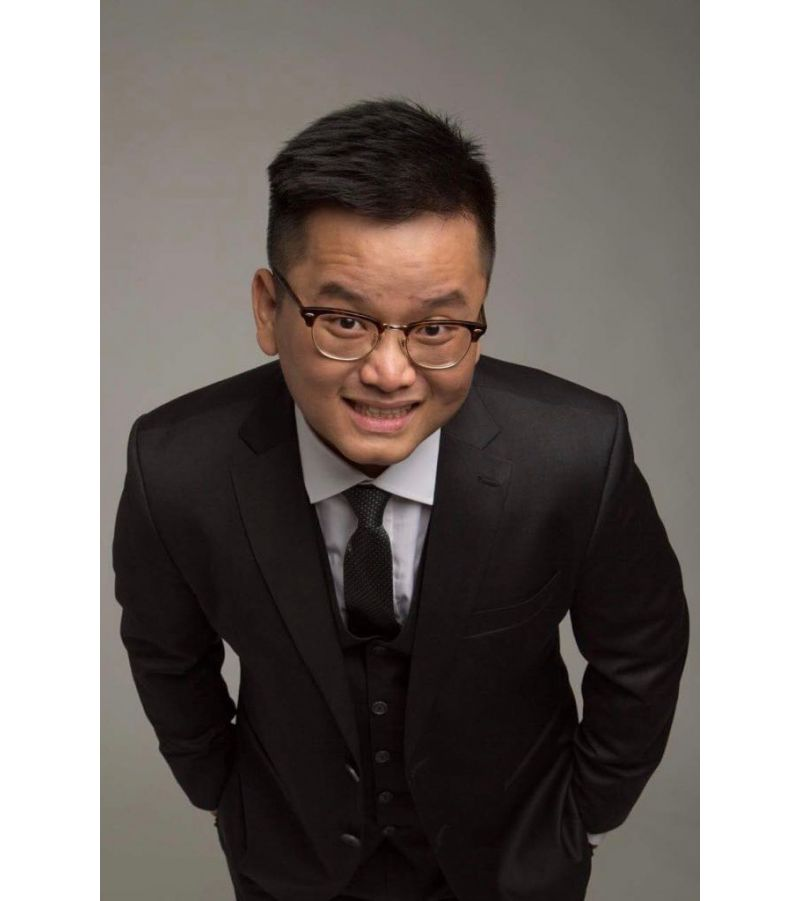 RMIT Vietnam alumnus and Creative Director of Vietnam – Australia Mural Village Doan Ngoc Duy