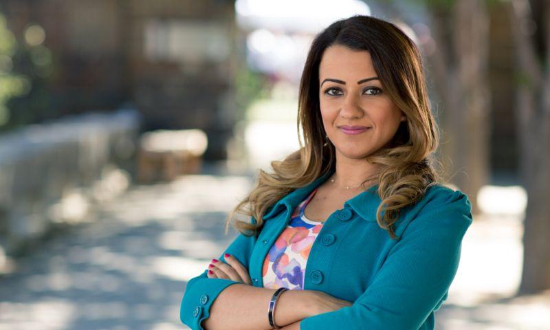 Reem Al Hajjaj, Recruitment Coordinator, Middle East, Africa & South Asia
