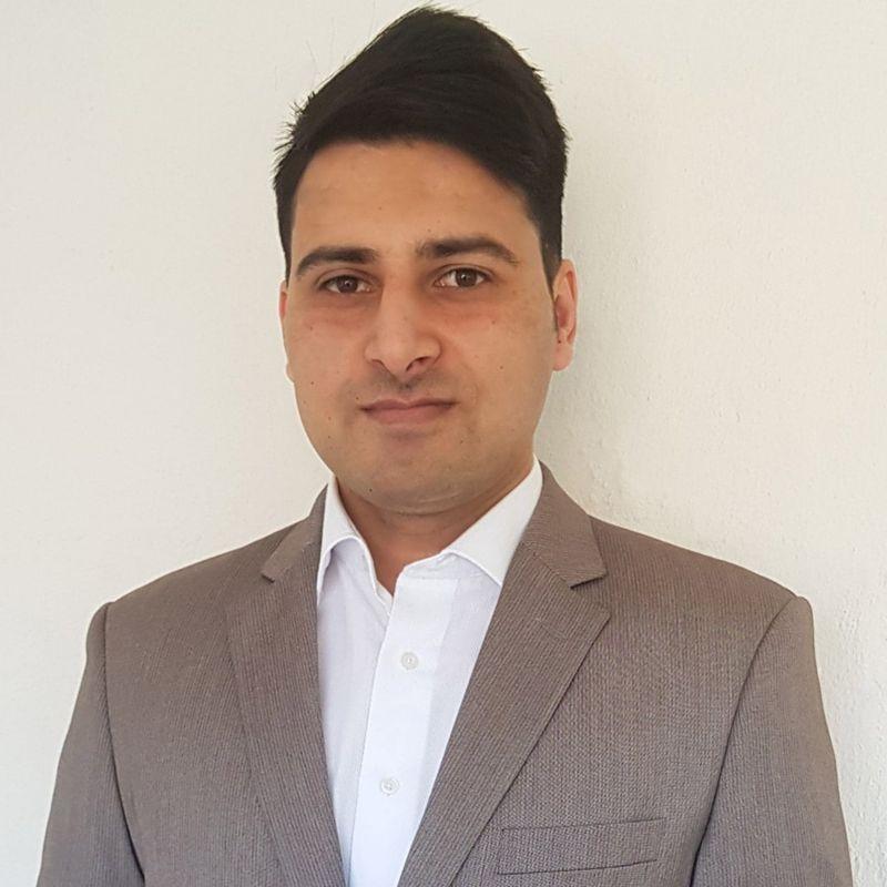 Dr Syed Minhaj Saleem Kazmi