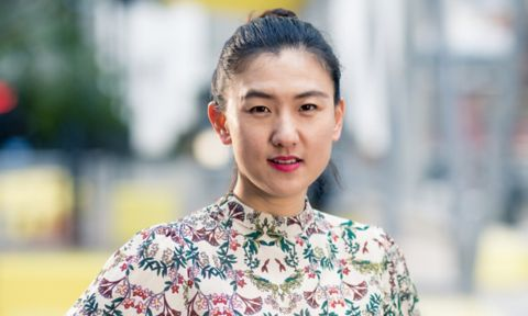 Tracey Wang, Regional Coordinator (Australia and Pacific)