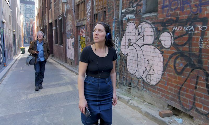 In 64 Ways of Being, Melbourne is transformed into a playable city through an inventive blend of live art, game design and public art.