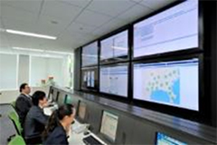 TOSHIBA TEC Solution Service Corp. System Support Center in Tokyo