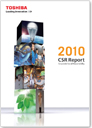 photo of Corporate Social Responsibility Report 2010