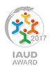 「IAUDアウォード」のラベル