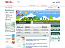Environment Website