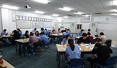 Training on quality awareness in China