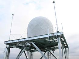 Multi-parameter phased array weather radar (MP-PAWR)